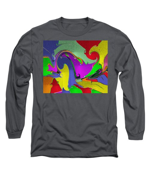 Space Interface Long Sleeve T-Shirt
