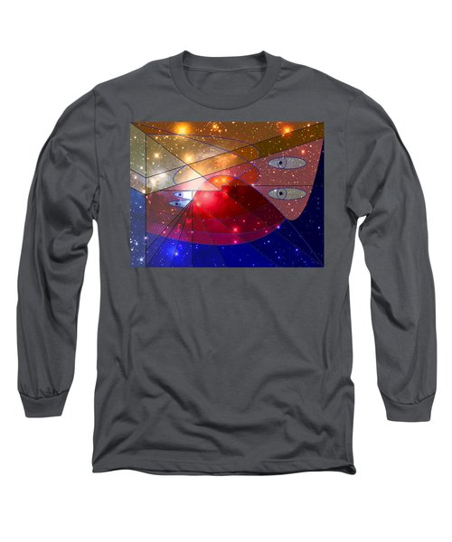 Space Odyssey 08 Long Sleeve T-Shirt
