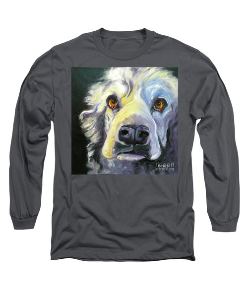 Spaniel In Thought Long Sleeve T-Shirt