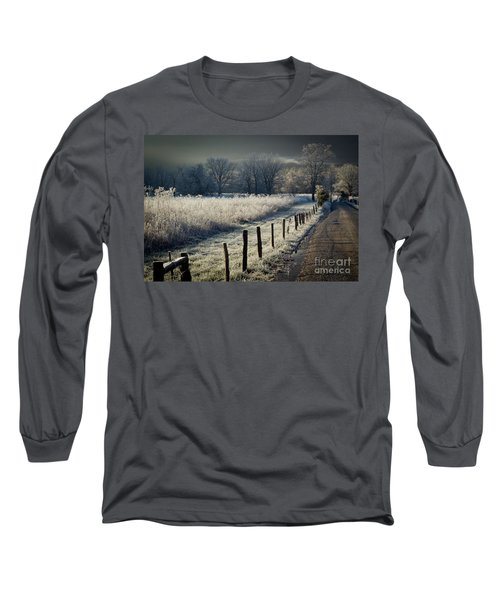 Sparks Lane December 2011 Long Sleeve T-Shirt by Douglas Stucky