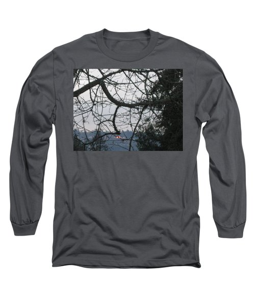 Spider Tree Long Sleeve T-Shirt by David Trotter