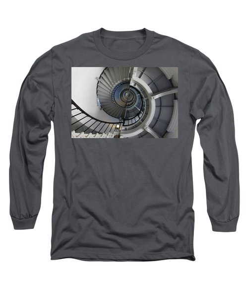 Long Sleeve T-Shirt featuring the photograph Spiral by Laurie Perry