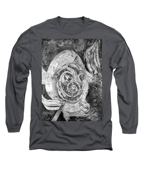 Spiral Rapture 2 Long Sleeve T-Shirt