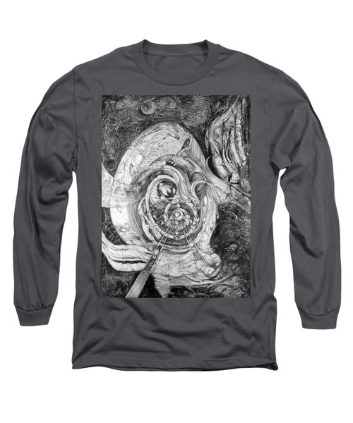 Spiral Rapture 2 Long Sleeve T-Shirt