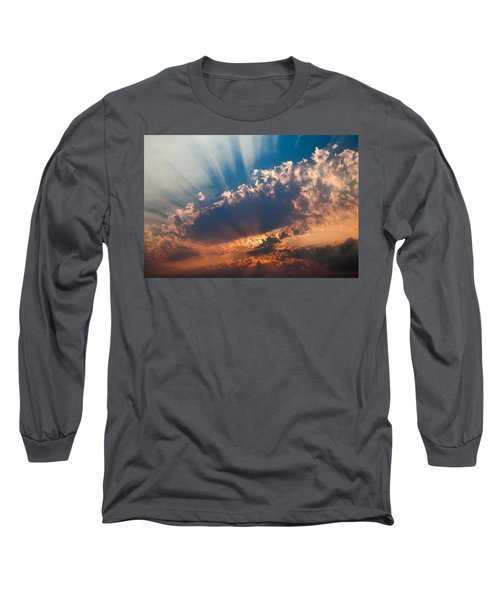 Long Sleeve T-Shirt featuring the photograph Spirit In The Sky by Jack Bell