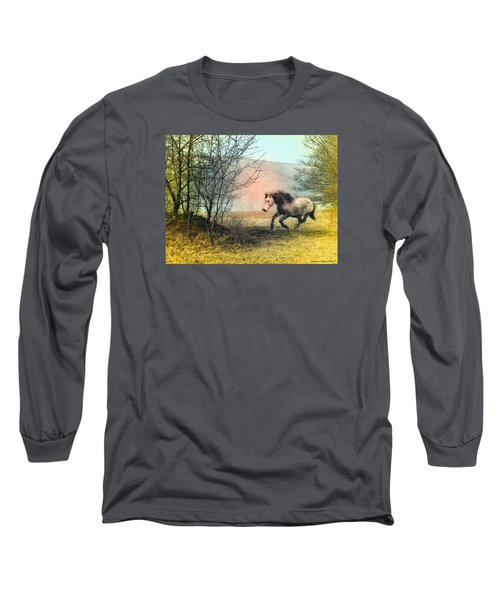Spiritus Equus Long Sleeve T-Shirt