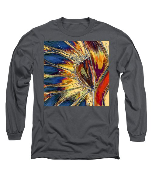 Splatter Long Sleeve T-Shirt