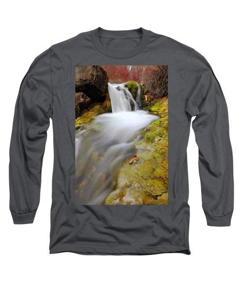 Spring Falls Long Sleeve T-Shirt