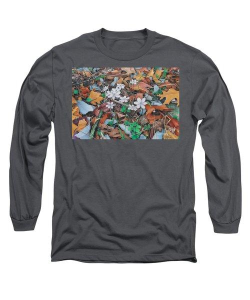 Spring Forward Long Sleeve T-Shirt