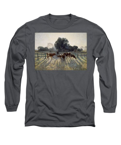 Spring Frost Long Sleeve T-Shirt