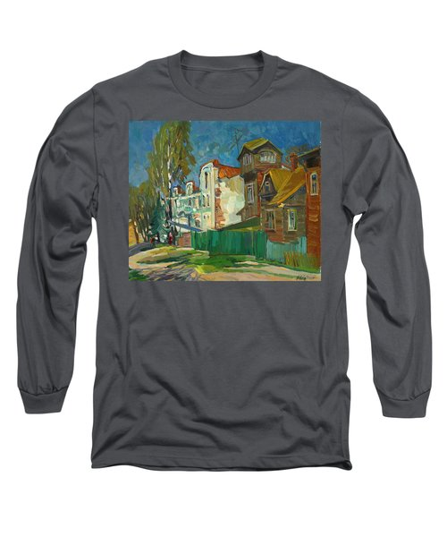Spring In The Province Long Sleeve T-Shirt