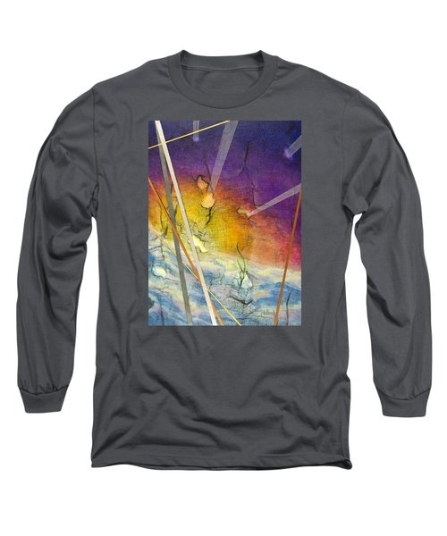 Spring Is Sprung Long Sleeve T-Shirt by Jack Malloch