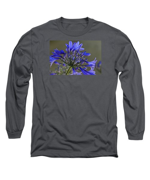 Spring Time Blues Long Sleeve T-Shirt