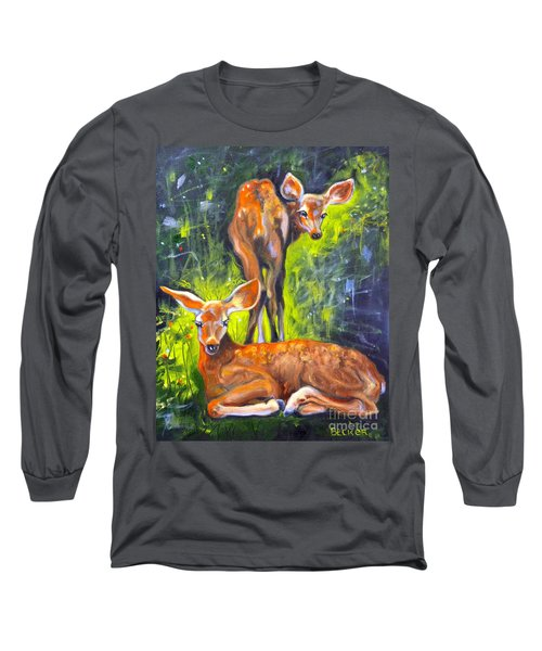 Spring Twins 1 Long Sleeve T-Shirt