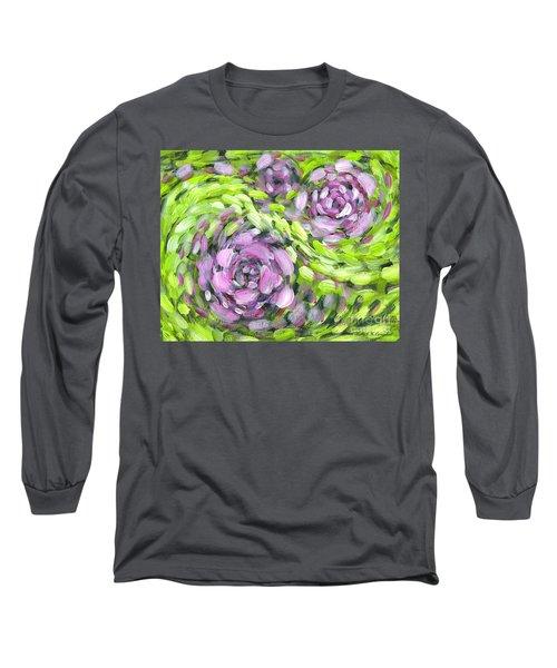 Spring Whirl Long Sleeve T-Shirt