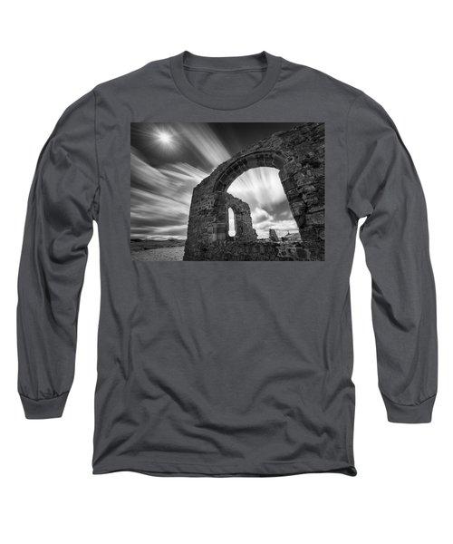 St Dwynwen's Church Long Sleeve T-Shirt