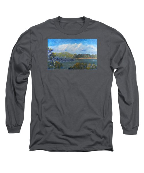 St Georges River Near Como Marina  Long Sleeve T-Shirt