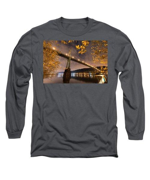 St. John's Splendor Long Sleeve T-Shirt by Dustin  LeFevre