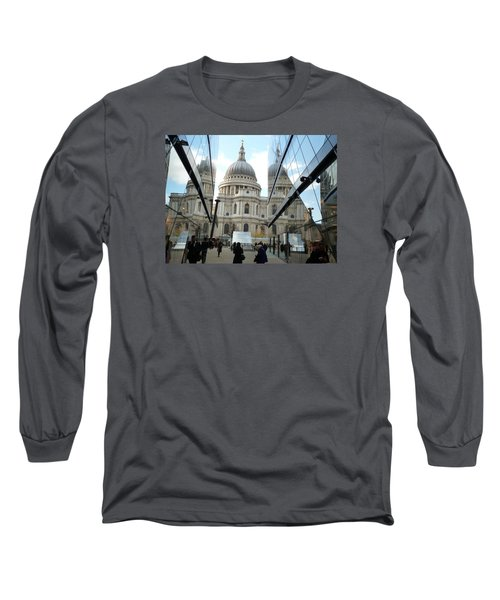 St Paul's Reflected Long Sleeve T-Shirt