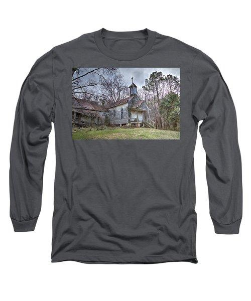 St. Simon's Church Long Sleeve T-Shirt