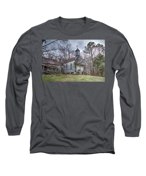St. Simon's Church Long Sleeve T-Shirt