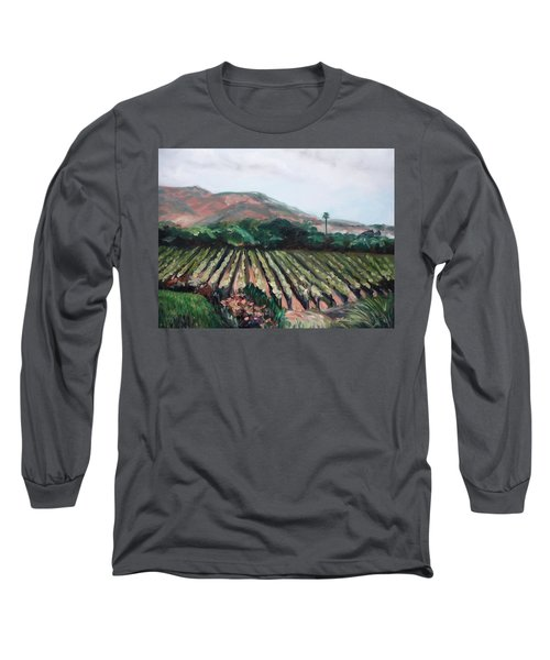 Stag's Leap Vineyard Long Sleeve T-Shirt