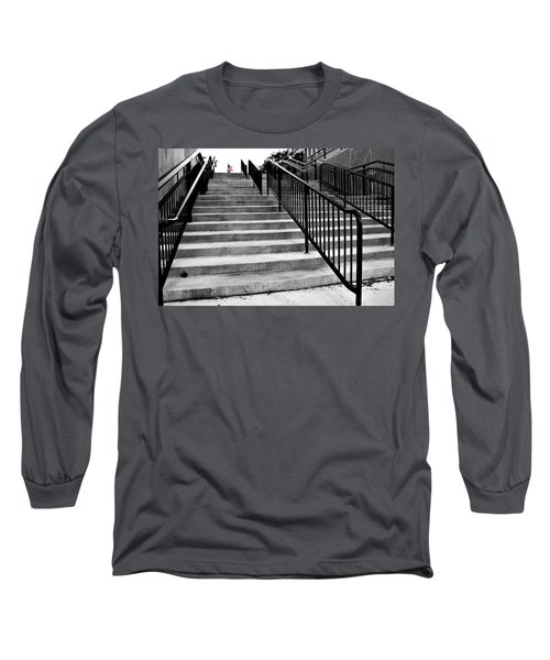 Stairway To Freedom Long Sleeve T-Shirt