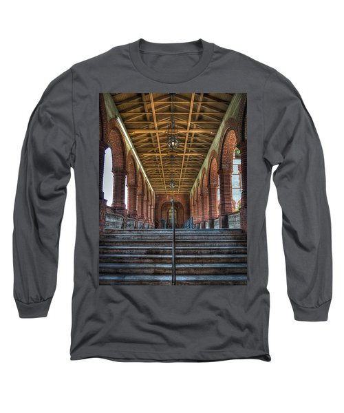Stairway To History Long Sleeve T-Shirt