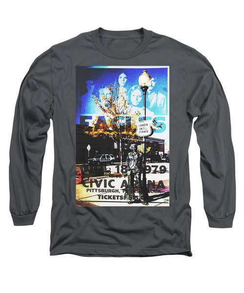 Standin On The Corner Long Sleeve T-Shirt