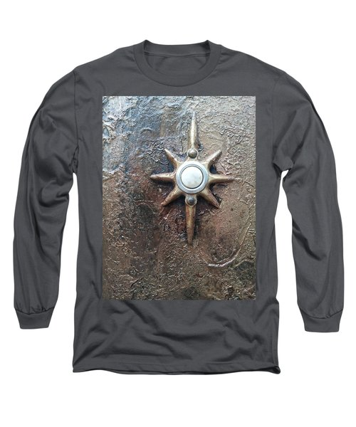 Star Doorbell Long Sleeve T-Shirt