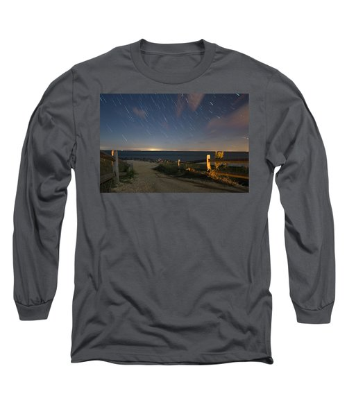 Star Light Point Long Sleeve T-Shirt