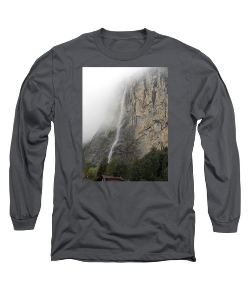 Staubbach Falls Long Sleeve T-Shirt