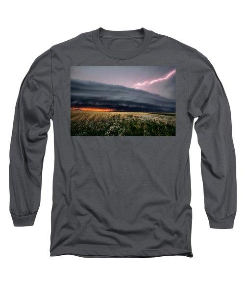 Steamroller Long Sleeve T-Shirt