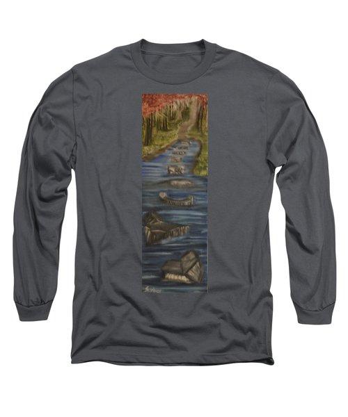 Steps Of Faith Long Sleeve T-Shirt