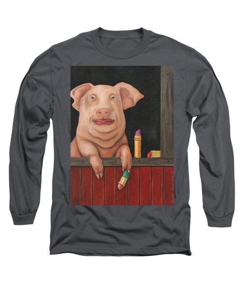 Still A Pig Long Sleeve T-Shirt