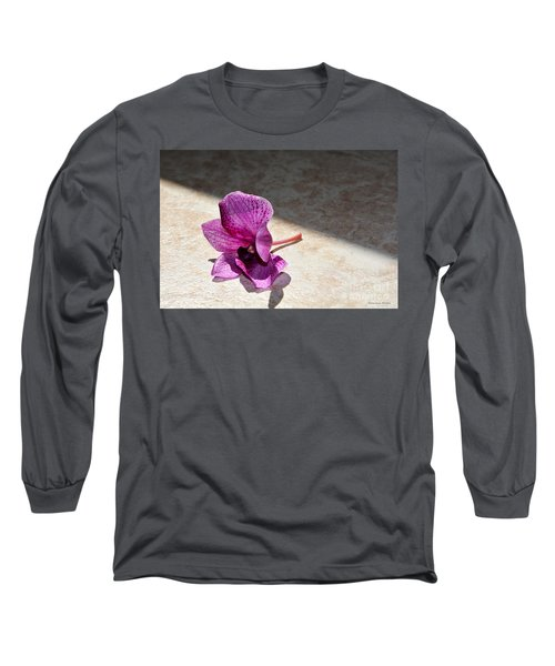 Long Sleeve T-Shirt featuring the photograph Still Beautiful by Ramona Matei