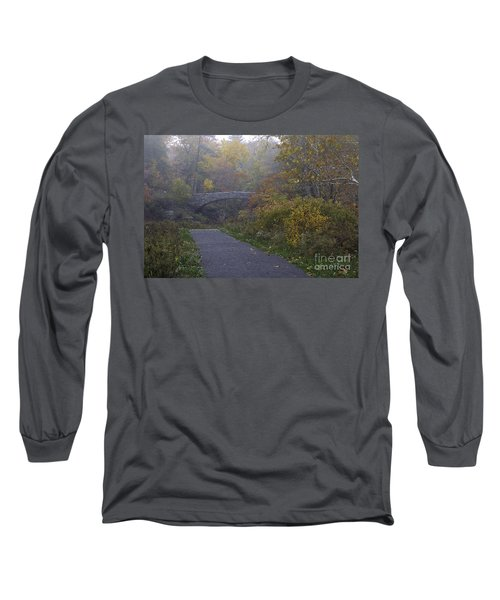 Stone Bridge In Autumn 3 Long Sleeve T-Shirt