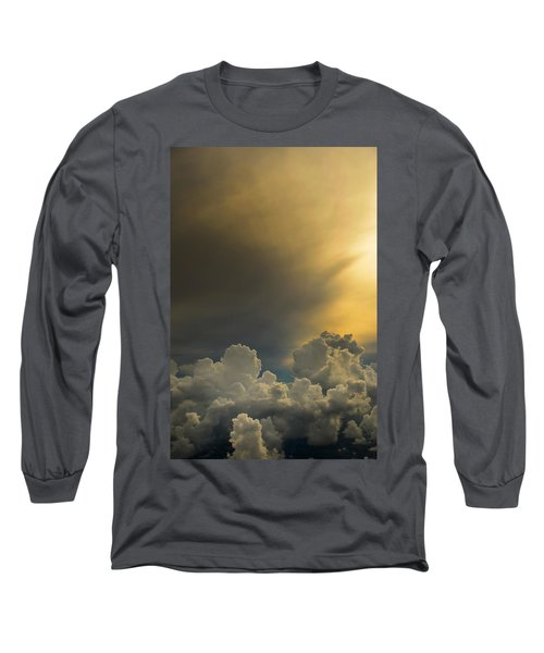 Storm Cloud Series No. 2 Long Sleeve T-Shirt