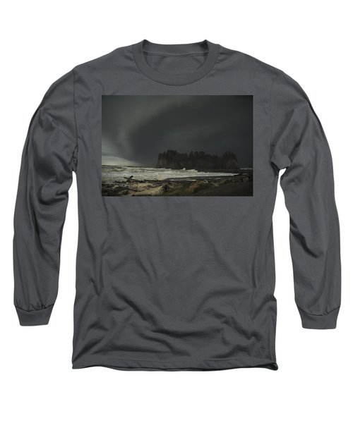 Storm Is Coming North West Wa Long Sleeve T-Shirt