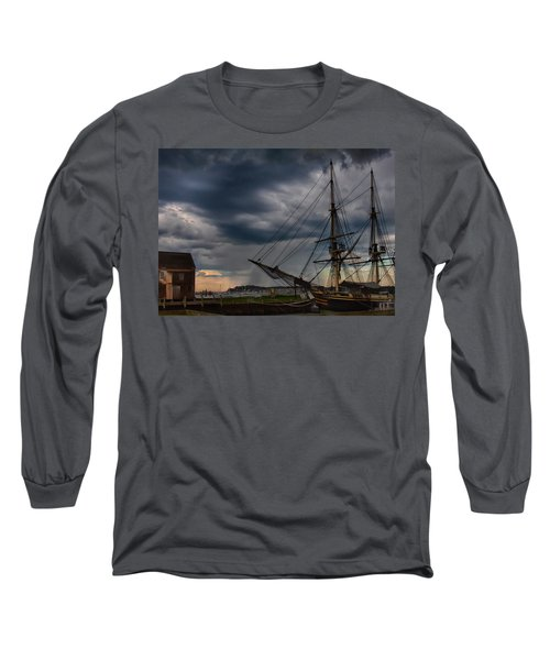 Storm Passing Salem Long Sleeve T-Shirt