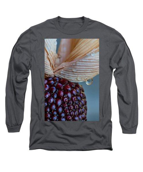 Strawberry Corn Long Sleeve T-Shirt