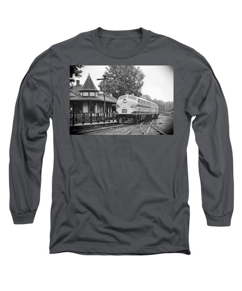 Streamliners Festival -- Post Process Long Sleeve T-Shirt