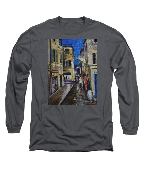 Street View Provence 2 Long Sleeve T-Shirt