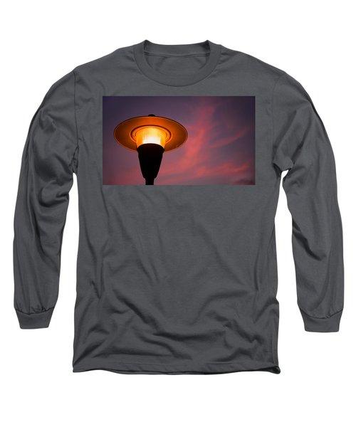 Streetlamp Long Sleeve T-Shirt
