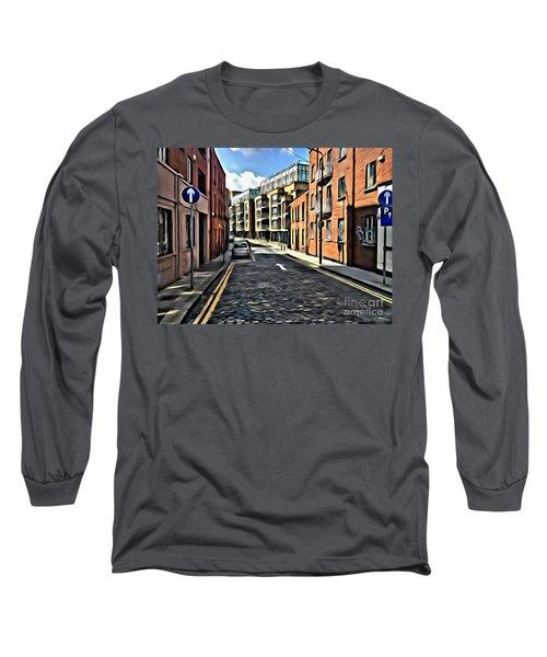 Streets Of Ireland Long Sleeve T-Shirt