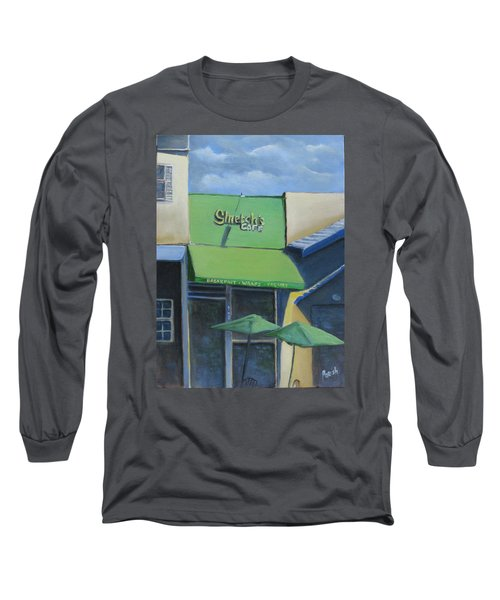 Stretch's Cafe Long Sleeve T-Shirt