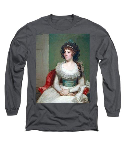 Stuart's Matilda Caroline Cruger Long Sleeve T-Shirt