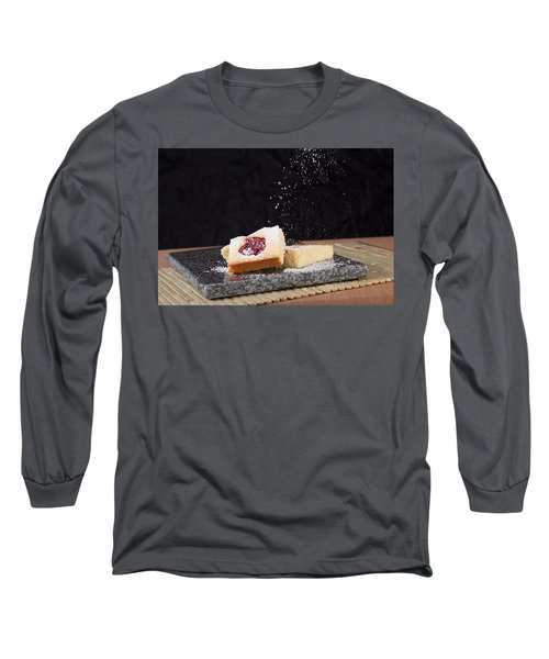 Studio Shot Of Home Made Pastry Long Sleeve T-Shirt