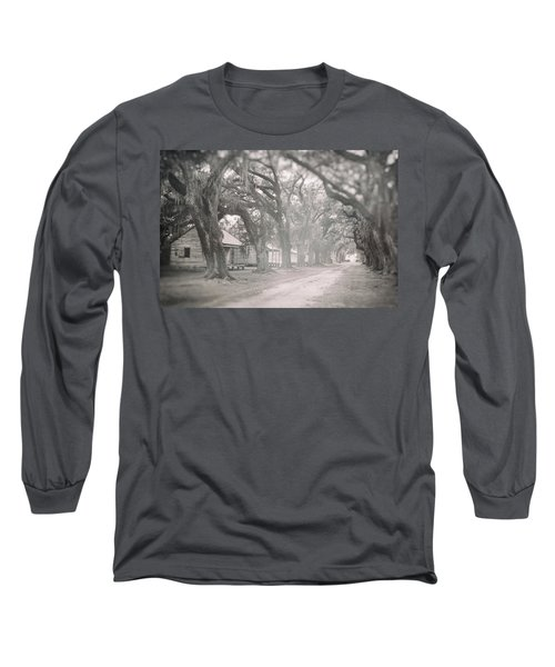 Sugar Cane Plantation Long Sleeve T-Shirt