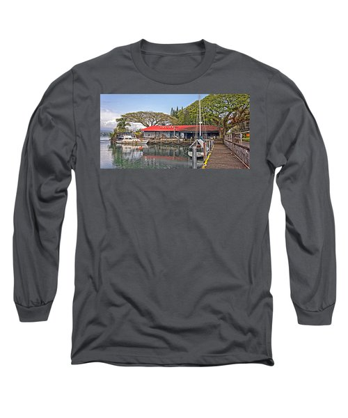 Suisan Fish Market Long Sleeve T-Shirt